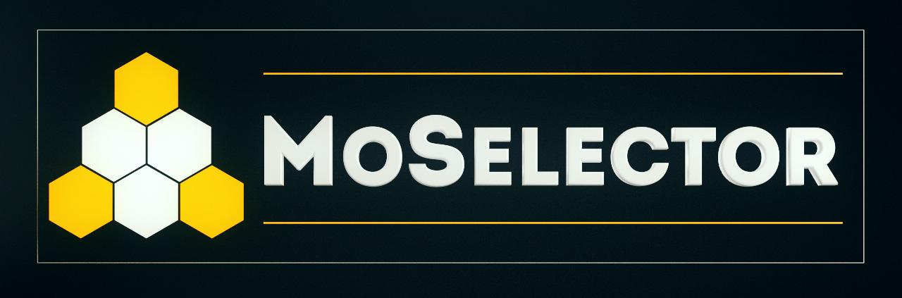 Cinema 4D MoSelector Logo