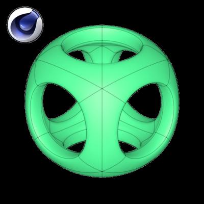Trypogen 1.5 Generator Plugin For Cinema 4D by Merk